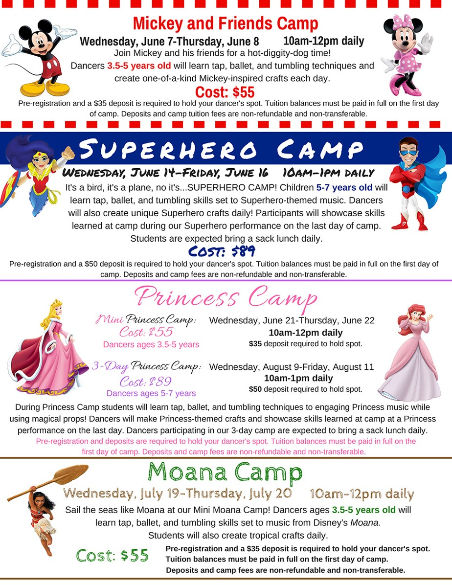 Class Camps